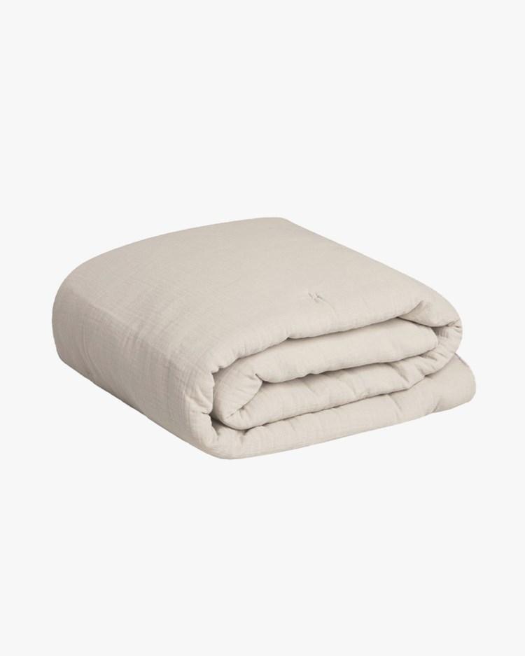 Garbo & Friends Muslin Filled Blanket Thyme