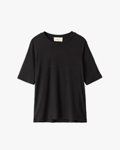 A Part Of The Art Basic Tee Black