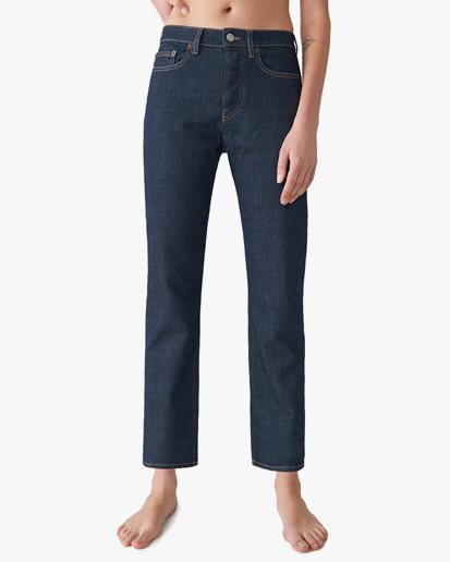 Jeanerica Cw002 Classic Jeans Blue Rinse