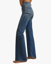 Jeanerica PW008 Pyramid Jeans Mid Vintage