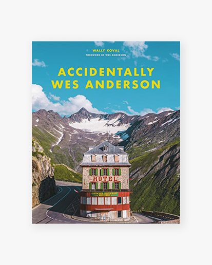 New Mags Accidentally Wes Anderson