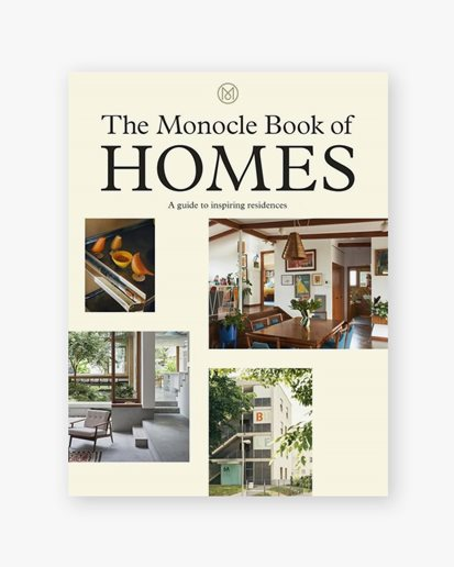 New Mags The Monocle Book Of Homes