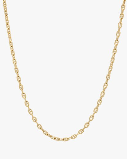 Tom Wood Cable Chain Necklace Gold