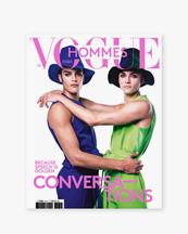 Magazine Vogue Hommes #34