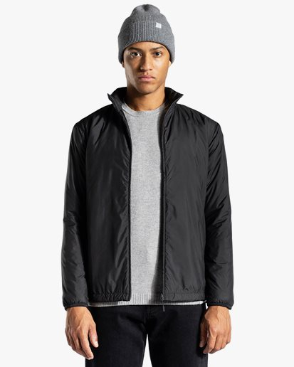 Norse Projects Alta Light Wr Jacket Black