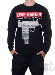 Famous Stars And Straps Keep Bangin Sweatshirt