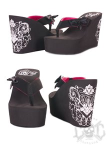 Metal Mulisha Medley Sandal