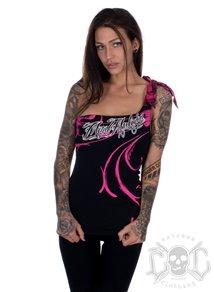 Metal Mulisha Janina One Shoulder