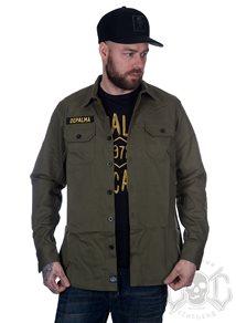 Depalma Army Shirt