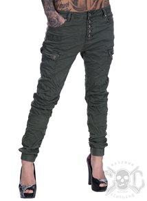 eXc Skull Cargo Pants