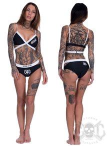 eXc Black N White Bikini