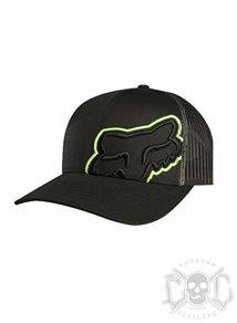 Fox Scalpel Snapback Black/Green