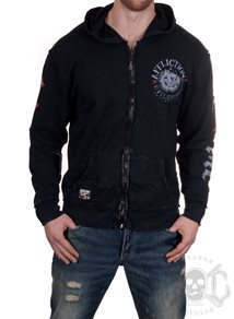 Affliction Evil Spirit Zip Hood