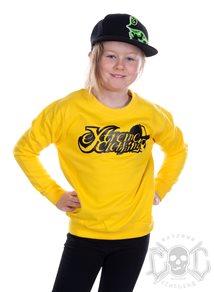 eXc eXtremeclothing Kids Sweatshirt, Yellow