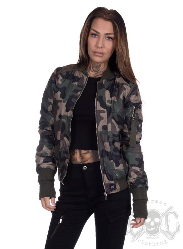 purchase cheap enjoy complimentary shipping cheap for discount Bomber Camouflage