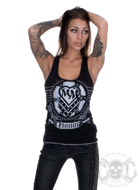 Metal Mulisha Biker Babe Tank