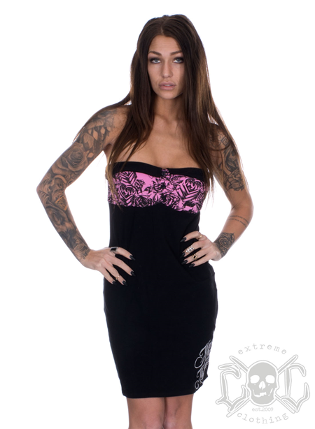 Metal Mulisha Props Dress