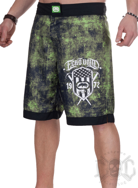 Eckö MMA Shield Shorts
