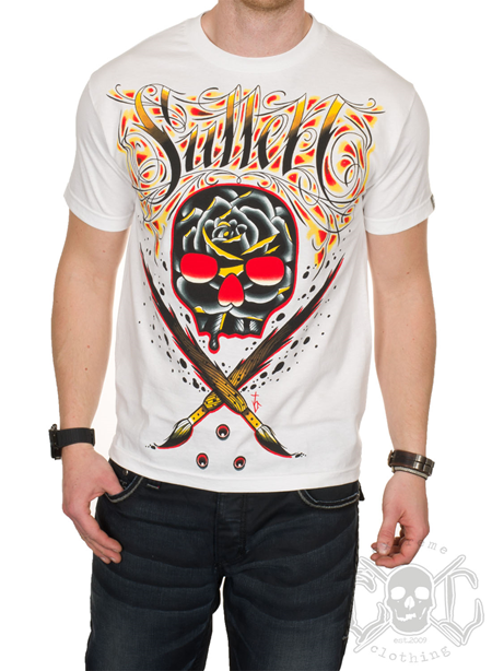 Sullen Tyler Badge Tee