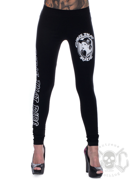 eXc G T R Face Leggings