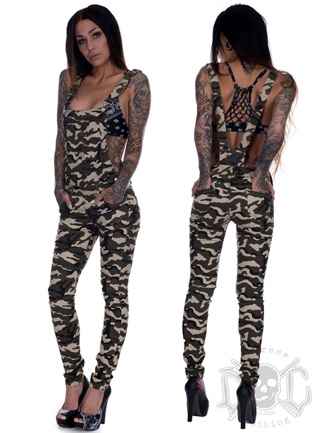 eXc Camo WorkerPants