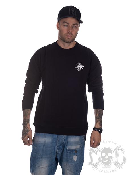 Depalma Arrow Skull Sweatshirt