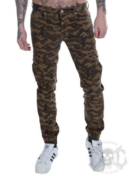 Sixth June Camo Cargo Pants