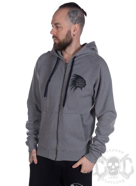 Depalma MFG Hoodie, Grey