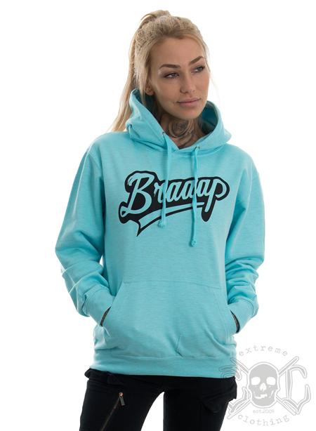 eXc Braaap Hoodie, Surf Ocean