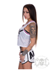 Metal Mulisha Hoops Crop Tank