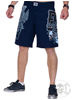 Eckö MMA Amped Up Boardshorts, Blue