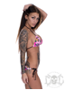 Metal Mulisha Gypsy Rose Stringer Bikini