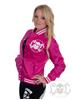 eXc eXc Pink College Jacket