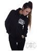 eXc S O Braaap Girly Zip Hood