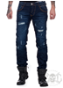 Mix From Italy Dark Justing Jeans