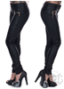 Mix From Italy Black Out Leggings