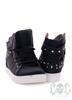 Lucky Studs Shoes, Svarta