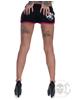 eXc Logo Shorts Black N Pink