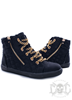 Mix From Italy Gold Digger Shoes