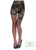 eXc High Waist Army Shorts