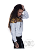 Sixth June Leopard Bang Jacket