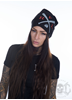 Rebel For Life Bat Beanie
