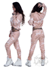 eXc Pink Camo Dress