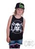eXc Kids Skull Tank