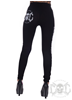 eXc New Skull Logo Leggings