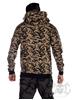 eXc Bomber Camo hoodie, Unisex