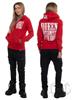eXc Don´t Compete Zip Hoodie, Röd