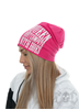 eXc Don´t Compete Beanie, Pink