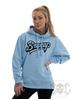 eXc Braaap Hoodie, Surf Blue