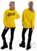 eXc Braaap Sweatshirt, Yellow